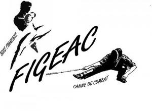LOGO BOXE FRANCAISE DE FIGEAC
