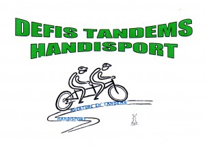 LOGO DEFIS TANDEMS HANDISPORT